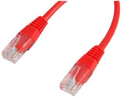 PRO SIGNAL CCAPLEAD 4MRED  Patch Lead Cca Conductor Red 4M